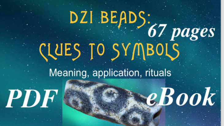 dzi beads ebook