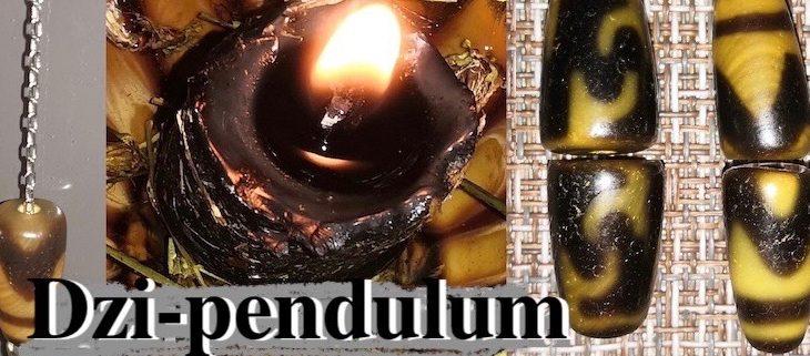 Dzi-pendulum